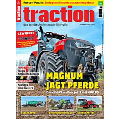traction Juli/August 2021